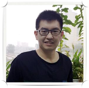 Headshot of Dr. Peike Sheng, postdoctoral associate