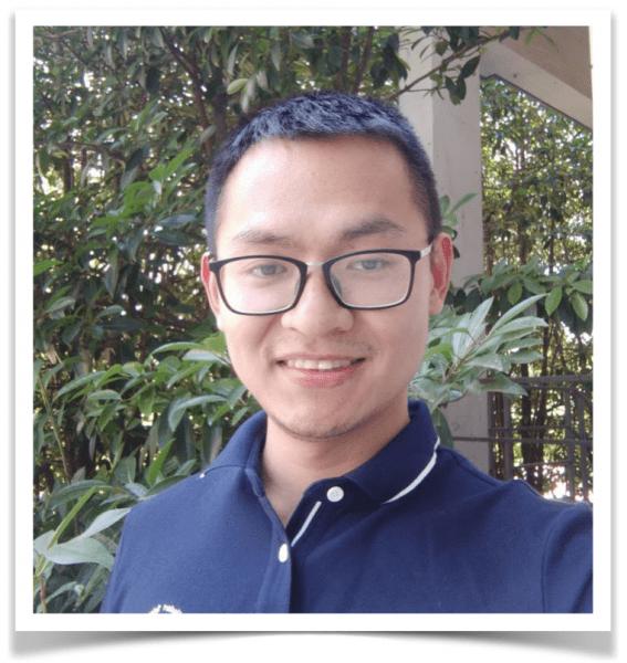Headshot of Dr. Lu Li, postdoctoral associate